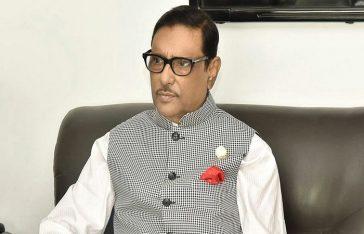 দুর্নীতি-অনিয়মের বিরুদ্ধে শেখ হাসিনার সরকার অত্যন্ত কঠোর: সেতুমন্ত্রী