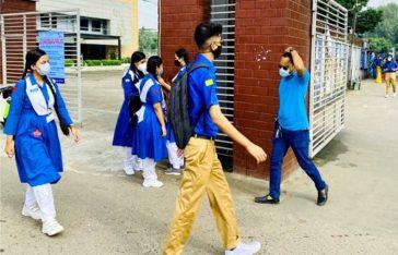 বগুড়া জিলা স্কুলের তিন শিক্ষার্থী করোনায় আক্রান্ত