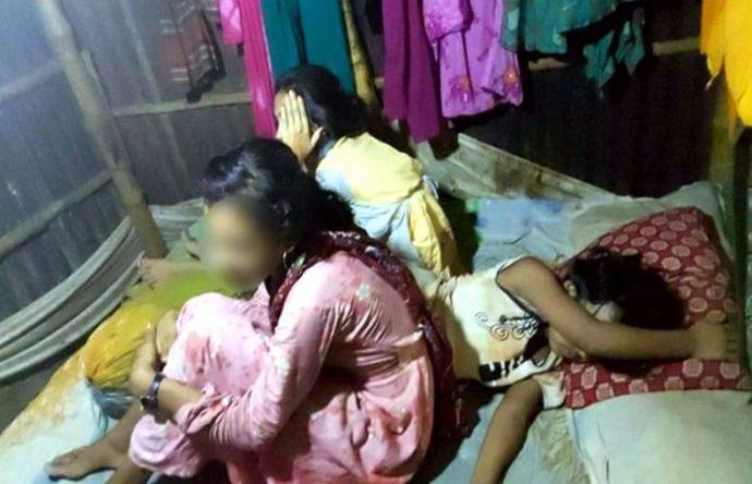মুগদায় রিকশাচালকের ঘরে মিললো জামালপুরের নিখোঁজ ৩ মাদ্রাসাছাত্রী