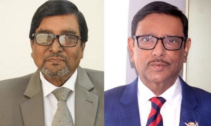 কাদের বললেন 'মাহবুব তালুকদার নিজেই কঠিন রোগে আক্রান্ত'